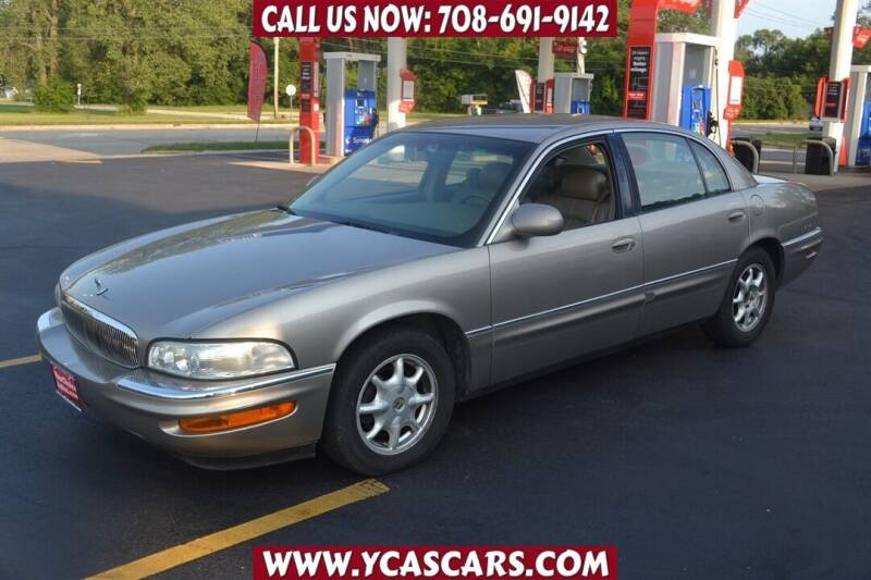 2002 Buick Park Avenue for sale at Your Choice Autos - Crestwood in Crestwood IL