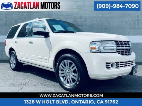 2008 Lincoln Navigator for sale at Ontario Auto Square in Ontario CA