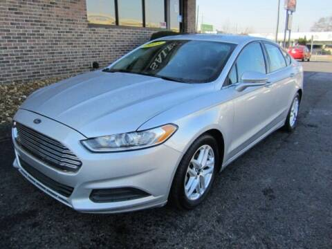 2015 Ford Fusion for sale at Jacobs Auto Sales in Nashville TN