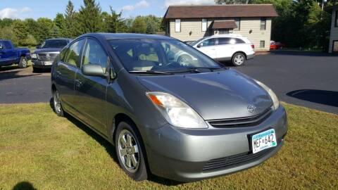 2004 Toyota Prius for sale at Shores Auto in Lakeland Shores MN