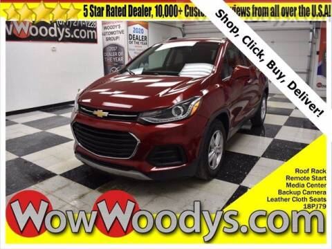2018 Chevrolet Trax for sale at WOODY'S AUTOMOTIVE GROUP in Chillicothe MO