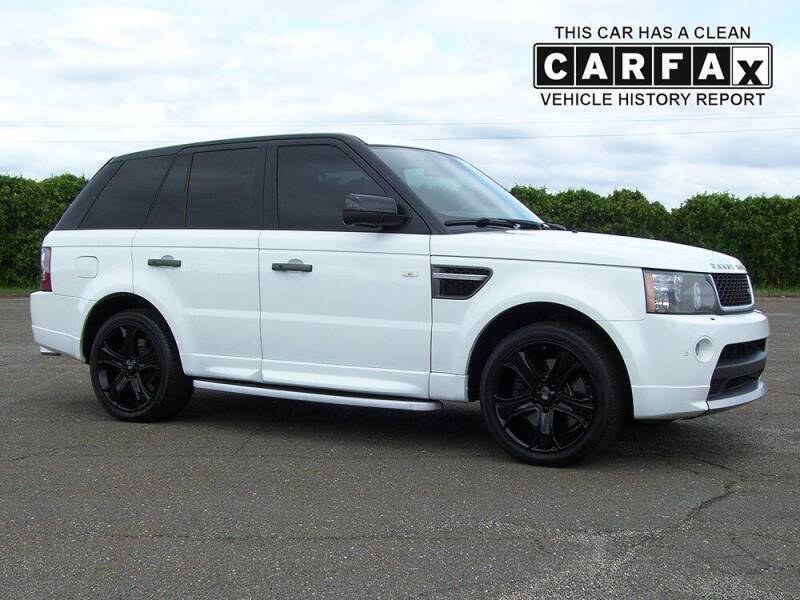 2011 Land Rover Range Rover Sport for sale at Atlantic Car Company in East Windsor CT