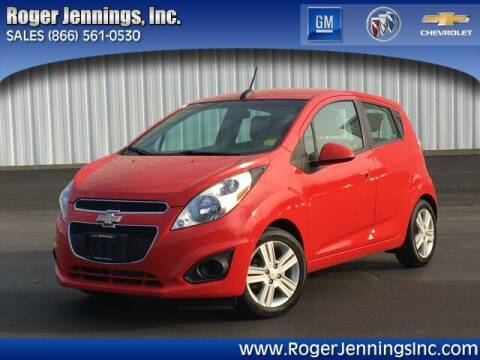 2015 Chevrolet Spark for sale at ROGER JENNINGS INC in Hillsboro IL