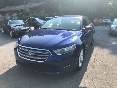2013 Ford Taurus for sale at Limited Auto Sales Inc. in Nashville TN