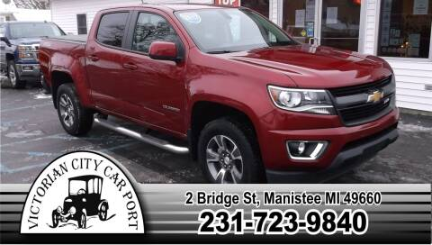 2017 Chevrolet Colorado for sale at Victorian City Car Port INC in Manistee MI