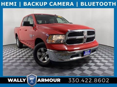 2019 RAM Ram Pickup 1500 Classic for sale at Wally Armour Chrysler Dodge Jeep Ram in Alliance OH