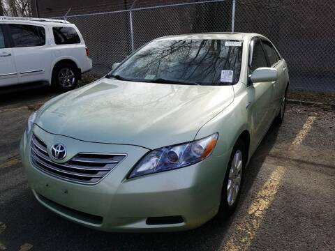 2009 Toyota Camry Hybrid for sale at Cj king of car loans/JJ's Best Auto Sales in Troy MI