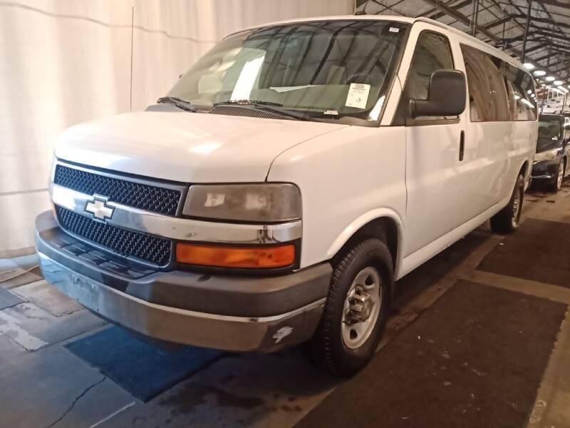 2013 Chevrolet Express Passenger for sale at Northwest Van Sales in Portland OR