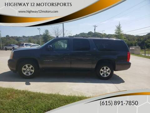 2010 GMC Yukon XL for sale at HIGHWAY 12 MOTORSPORTS in Nashville TN