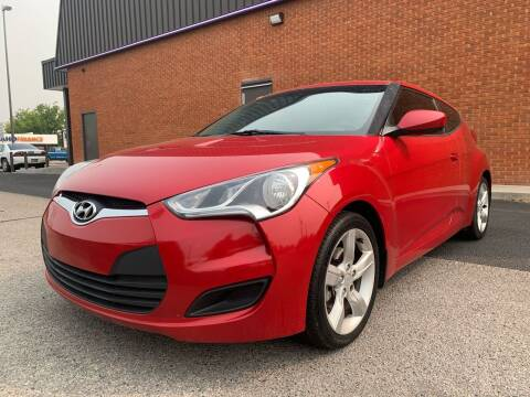 2013 Hyundai Veloster for sale at Boise Motorz in Boise ID