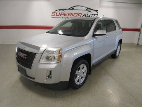2014 GMC Terrain for sale at Superior Auto Sales in New Windsor NY