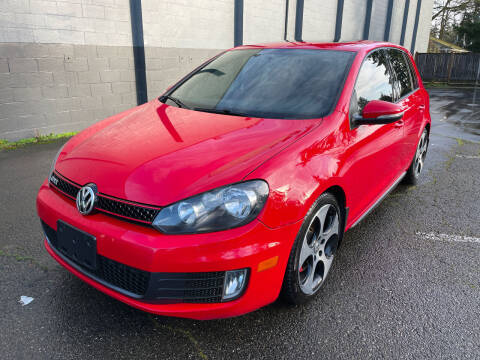 2011 Volkswagen GTI for sale at APX Auto Brokers in Lynnwood WA