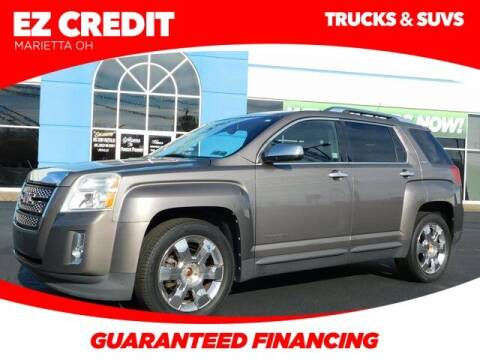 2010 GMC Terrain for sale at Pioneer Family preowned autos in Williamstown WV