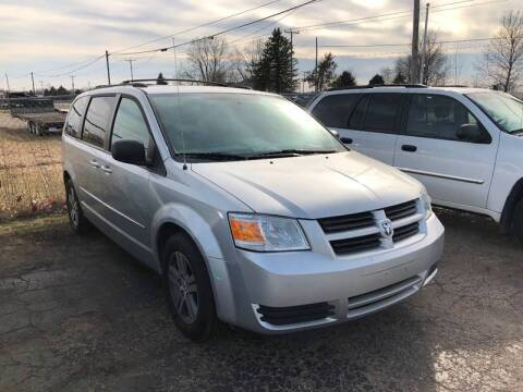 2010 Dodge Grand Caravan for sale at Pine Auto Sales in Paw Paw MI