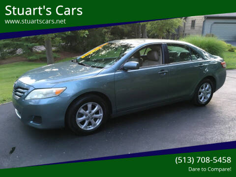 2011 Toyota Camry for sale at Stuart's Cars in Cincinnati OH
