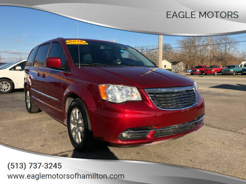 2012 Chrysler Town and Country for sale at Eagle Motors in Hamilton OH