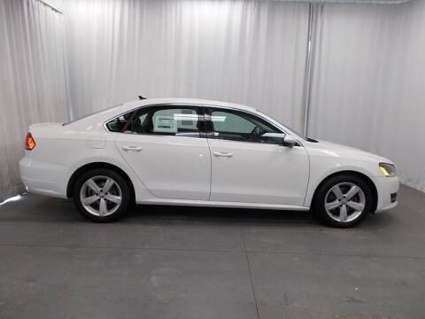 2012 Volkswagen Passat for sale at Cj king of car loans/JJ's Best Auto Sales in Troy MI