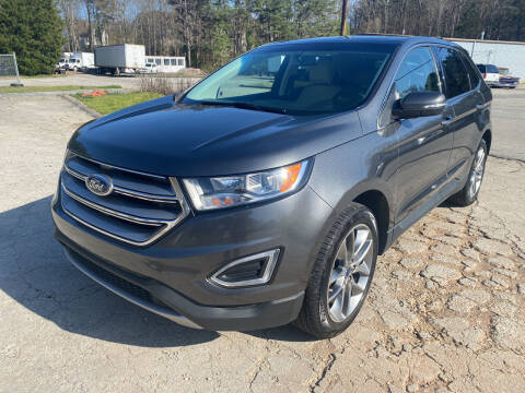 2016 Ford Edge for sale at Elite Motor Brokers in Austell GA