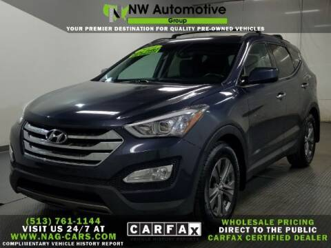 2014 Hyundai Santa Fe Sport for sale at NW Automotive Group in Cincinnati OH