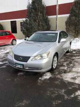 2007 Lexus ES 350 for sale at Specialty Auto Wholesalers Inc in Eden Prairie MN