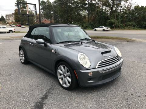 2005 MINI Cooper for sale at ATLANTA AUTO WAY in Duluth GA