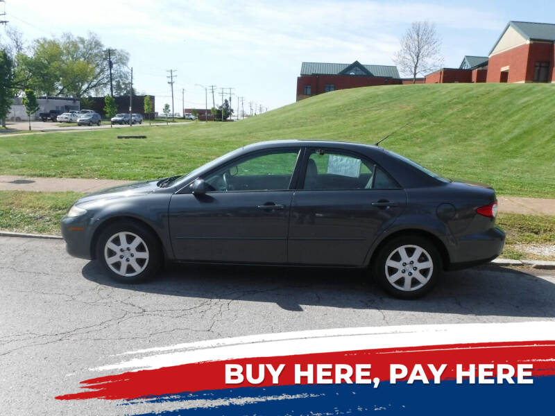 2005 Mazda MAZDA6 for sale at ALL Auto Sales Inc in Saint Louis MO