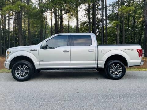 2016 Ford F-150 for sale at H&C Auto in Oilville VA