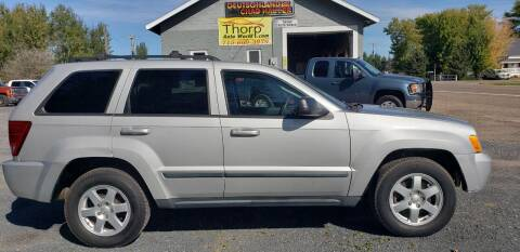 2009 Jeep Grand Cherokee for sale at Thorp Auto World in Thorp WI