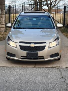 2011 Chevrolet Cruze for sale at Blue Ridge Auto Outlet in Kansas City MO