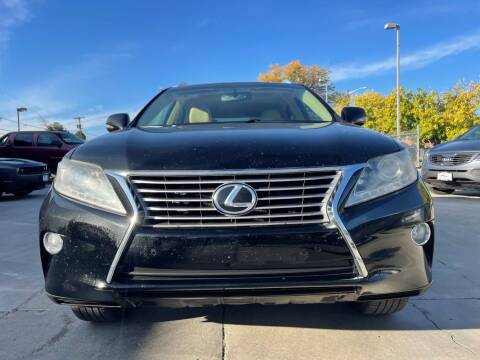 2015 Lexus RX 350 for sale at Global Automotive Imports in Denver CO