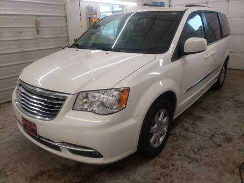 2013 Chrysler Town and Country for sale at Jem Auto Sales in Anoka MN