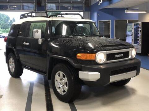2007 Toyota FJ Cruiser for sale at Simply Better Auto in Troy NY