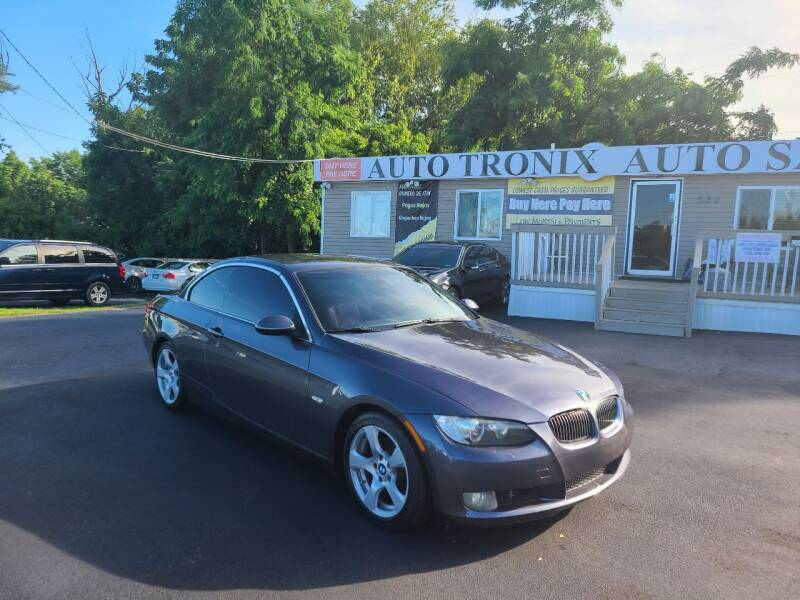 2007 BMW 3 Series for sale at Auto Tronix in Lexington KY