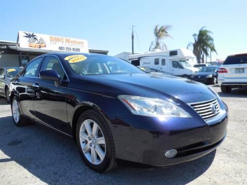 2009 Lexus ES 350 for sale at DMC Motors of Florida in Orlando FL