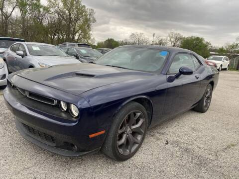 2017 Dodge Challenger for sale at Pary's Auto Sales in Garland TX