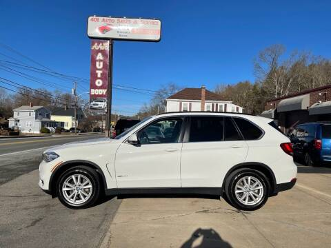 2014 BMW X5 for sale at 401 Auto Sales & Service in Smithfield RI