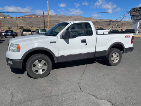 2005 Ford F-150 for sale at Super Sport Motors LLC in Carson City NV