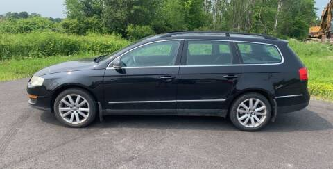 2008 Volkswagen Passat for sale at eurO-K in Benton ME