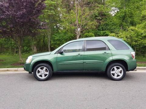 2005 Chevrolet Equinox for sale at M & M Auto Brokers in Chantilly VA