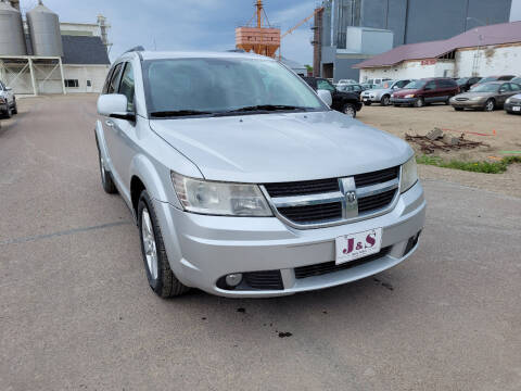 2010 Dodge Journey for sale at J & S Auto Sales in Thompson ND
