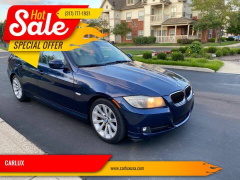 2011 BMW 3 Series for sale at CARLUX in Fortville IN