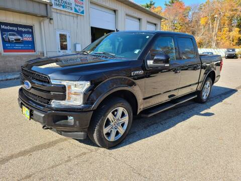 2019 Ford F-150 for sale at Medway Imports in Medway MA