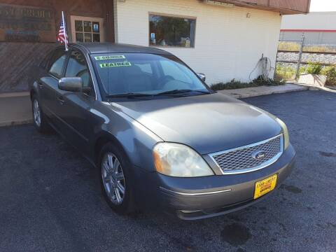 2006 Ford Five Hundred for sale at Easy Credit Auto Sales in Cocoa FL