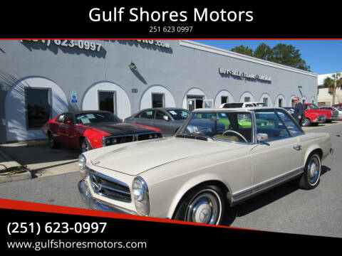1963 Mercedes-Benz SL-Class for sale at Gulf Shores Motors in Gulf Shores AL