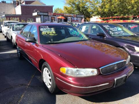 1998 Buick Century for sale at Chambers Auto Sales LLC in Trenton NJ