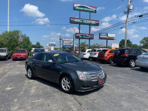 2008 Cadillac CTS for sale at Boardman Auto Mall in Boardman OH