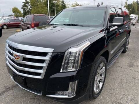 2017 Cadillac Escalade ESV for sale at Autos Only Burien in Burien WA