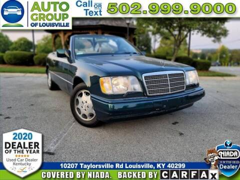 1995 Mercedes-Benz E-Class for sale at Auto Group of Louisville in Louisville KY