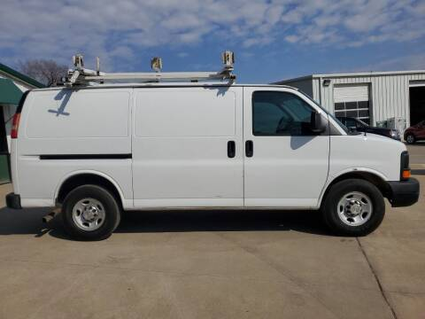 2014 Chevrolet Express Cargo for sale at TOWN & COUNTRY MOTORS INC in Meriden KS