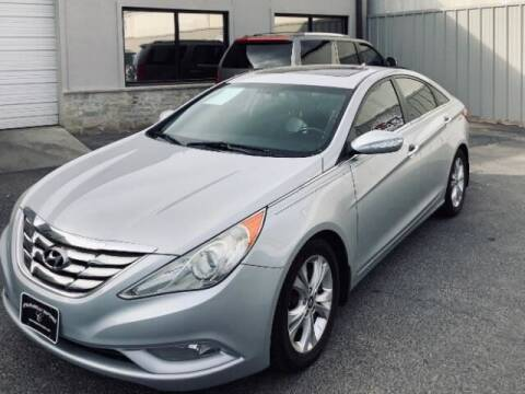 2011 Hyundai Sonata for sale at Chaparral Motors in Lubbock TX